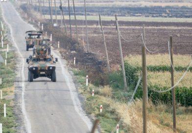 Турция в готовност да брани границите си.