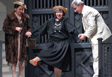 Стоянка Мутафова 70 години на сцена