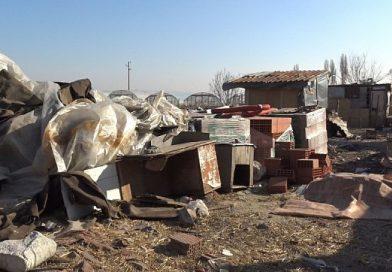 Ромите от Войводиново се изнасят